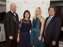 HFPF partners and attorneys at the Autism New Jersey Gala